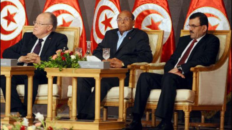 tunisian politicians